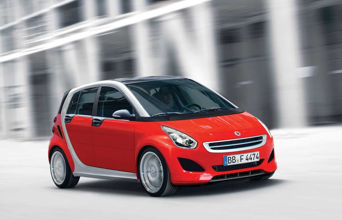 2015 smart forfour wallpapers car wallpaper collections