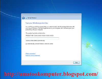 Cara Instal Windows 7 Lengkap 1, Windows 7, Tips Komputer 16