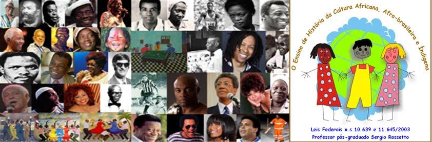 O Ensino de História da  Cultura Africana, Afro-brasileira e Índigena. Leis 10.639 e 11.645/2003