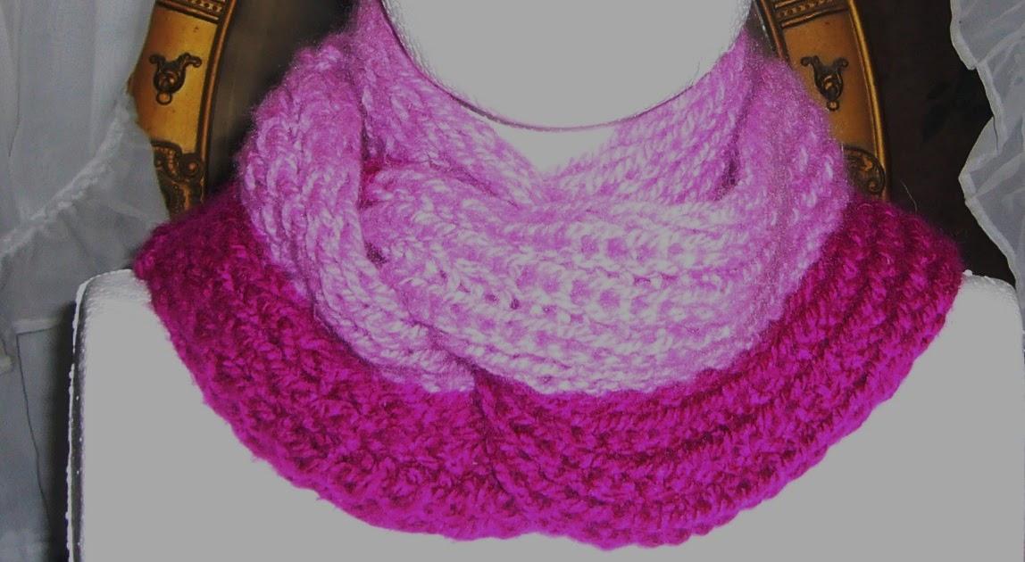 Knitting Vertical Stripes Scarf : Loom knitting and something else vertical stripes moebius