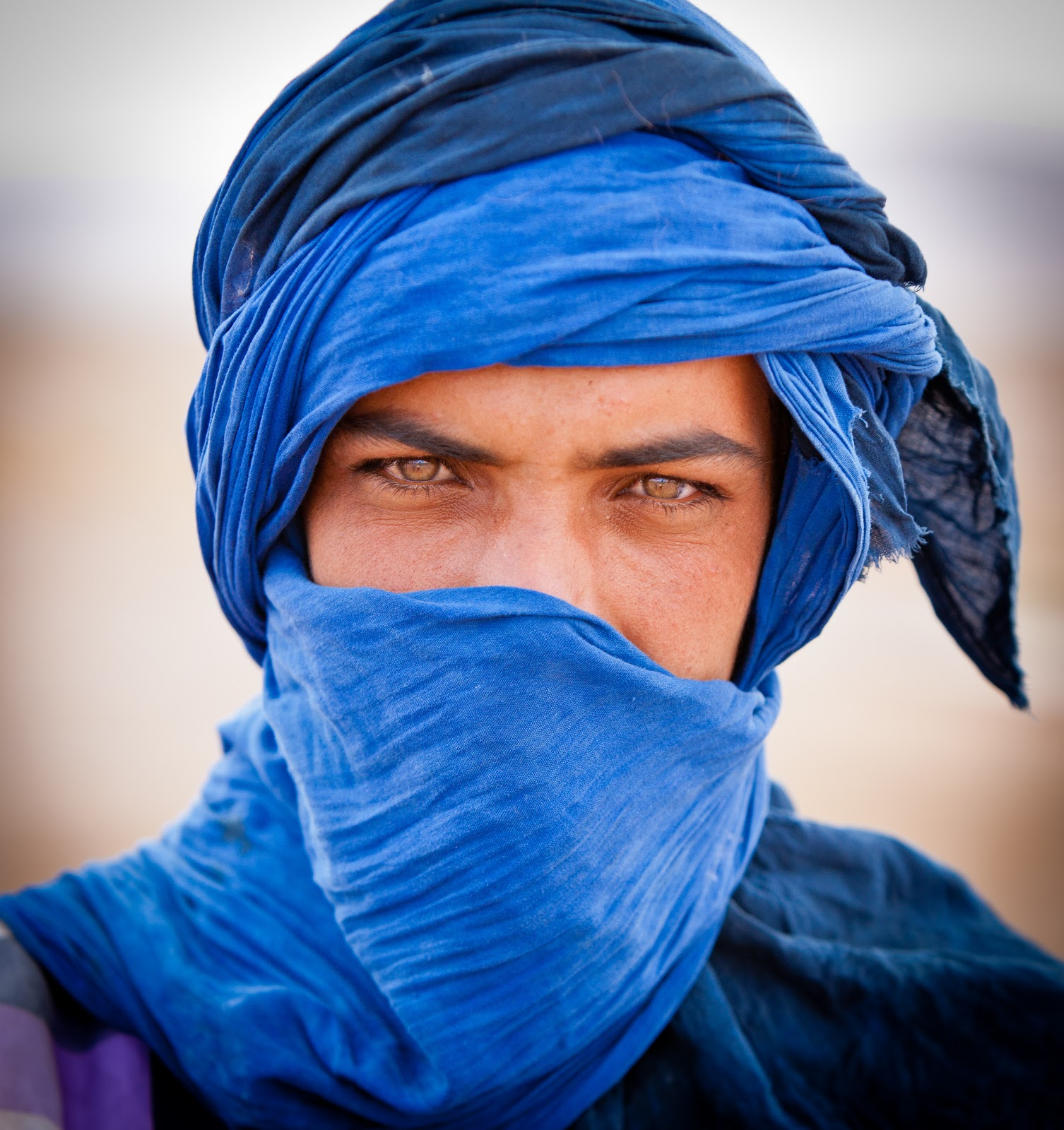 TRIP DOWN MEMORY LANE: TUAREG PEOPLE: AFRICA`S BLUE PEOPLE OF THE ...