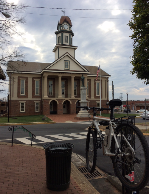New Bike Fixit Station for Downtown Pittsboro