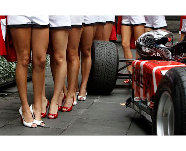 Formula 1 Legs