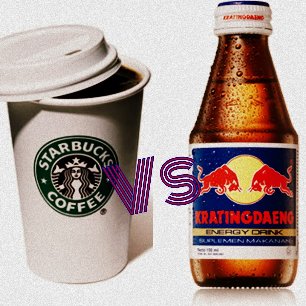 Kandungan Caffeine Starbucks 4X Lebih Tinggi Dari Krating Daeng!