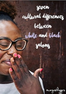 white vs black salons
