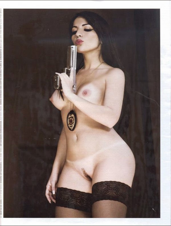 """BBB Anamara """"Maroca""""nua, pelada na Playboy"""