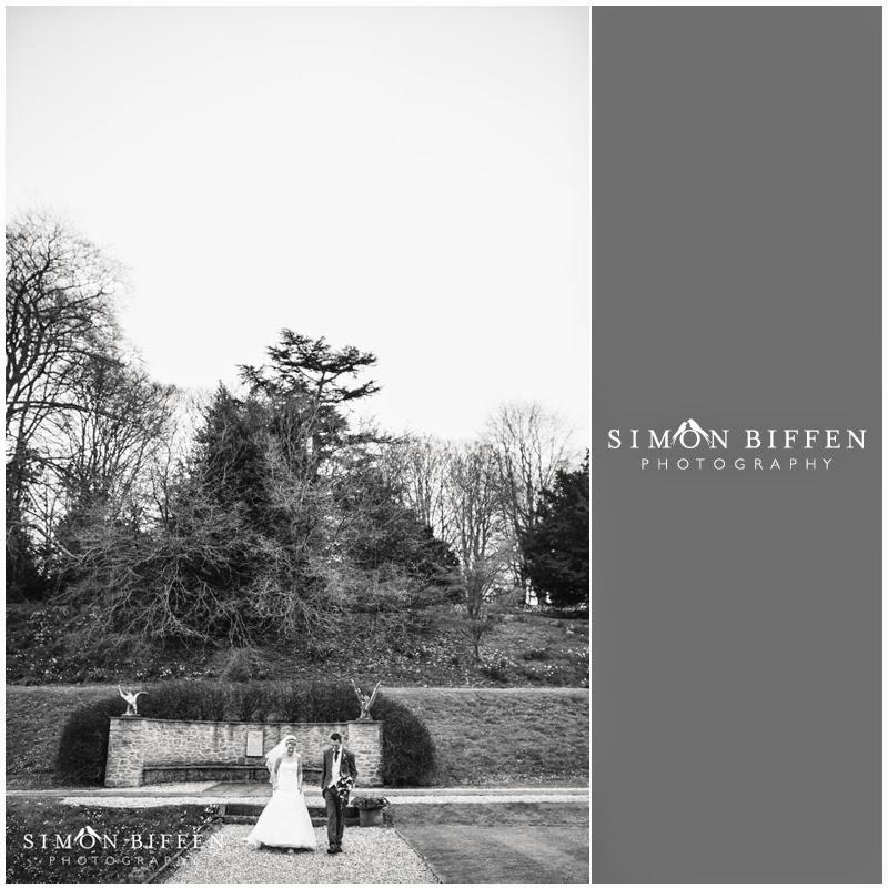 Bride and Groom Wedding photography Dillington House