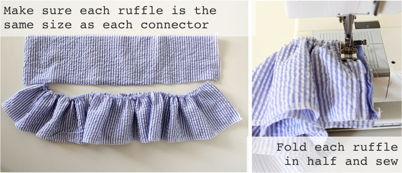 How To Sew A Tiered Ruffle Skirt Diy Tutorial