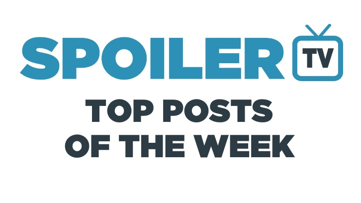 Top Posts of the Week - 9th November 2014