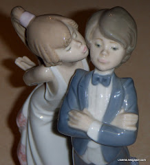 Lladro Let's Make Up #5555