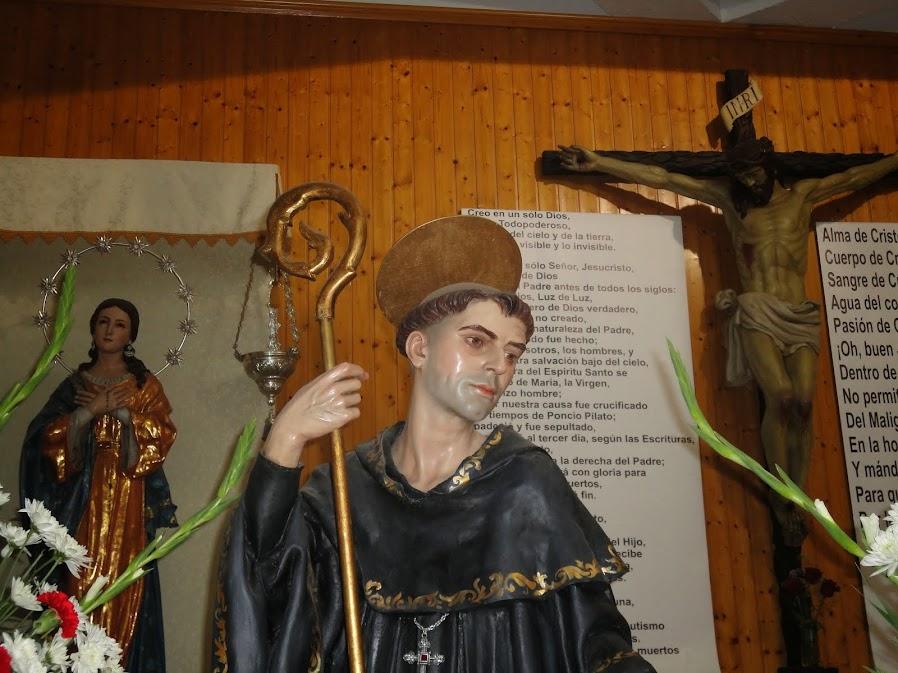 San García Abad, ruega por nosotros!!