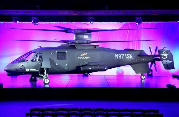 Helikopter S-97 RAIDER™