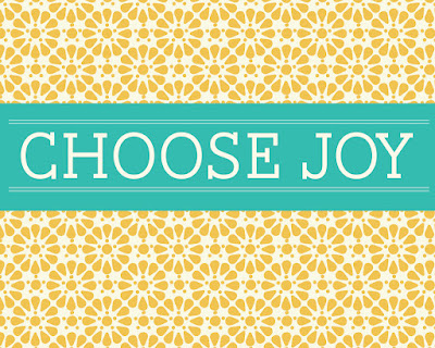 Ingredients for joy and meaning