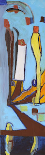 artiste peintre montpellier - Station Debout