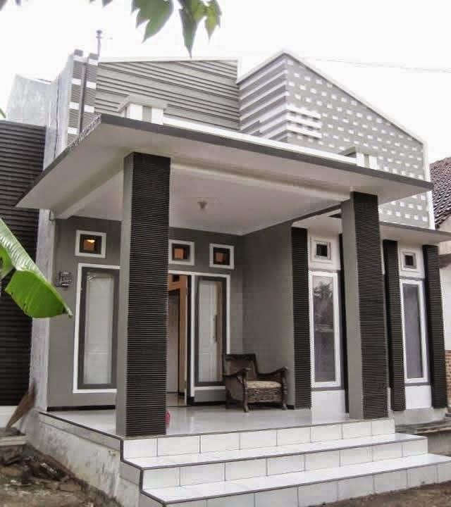 Bentuk Teras Rumah