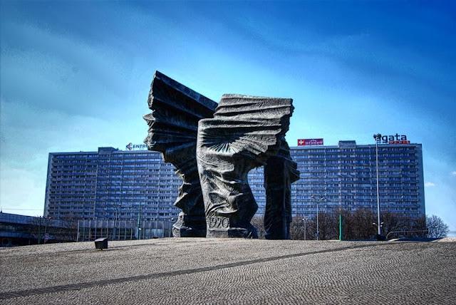 Pomnik Powstańców Katowice, pomnik w Katowicach