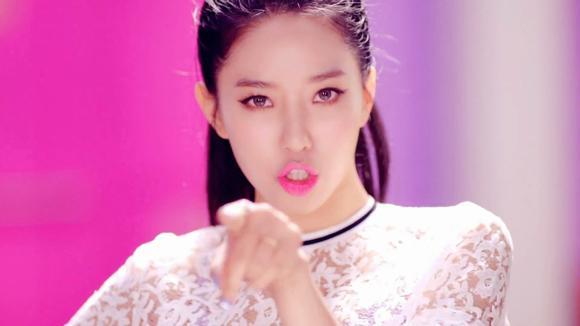 Bestie's Dahye in Excuse Me MV