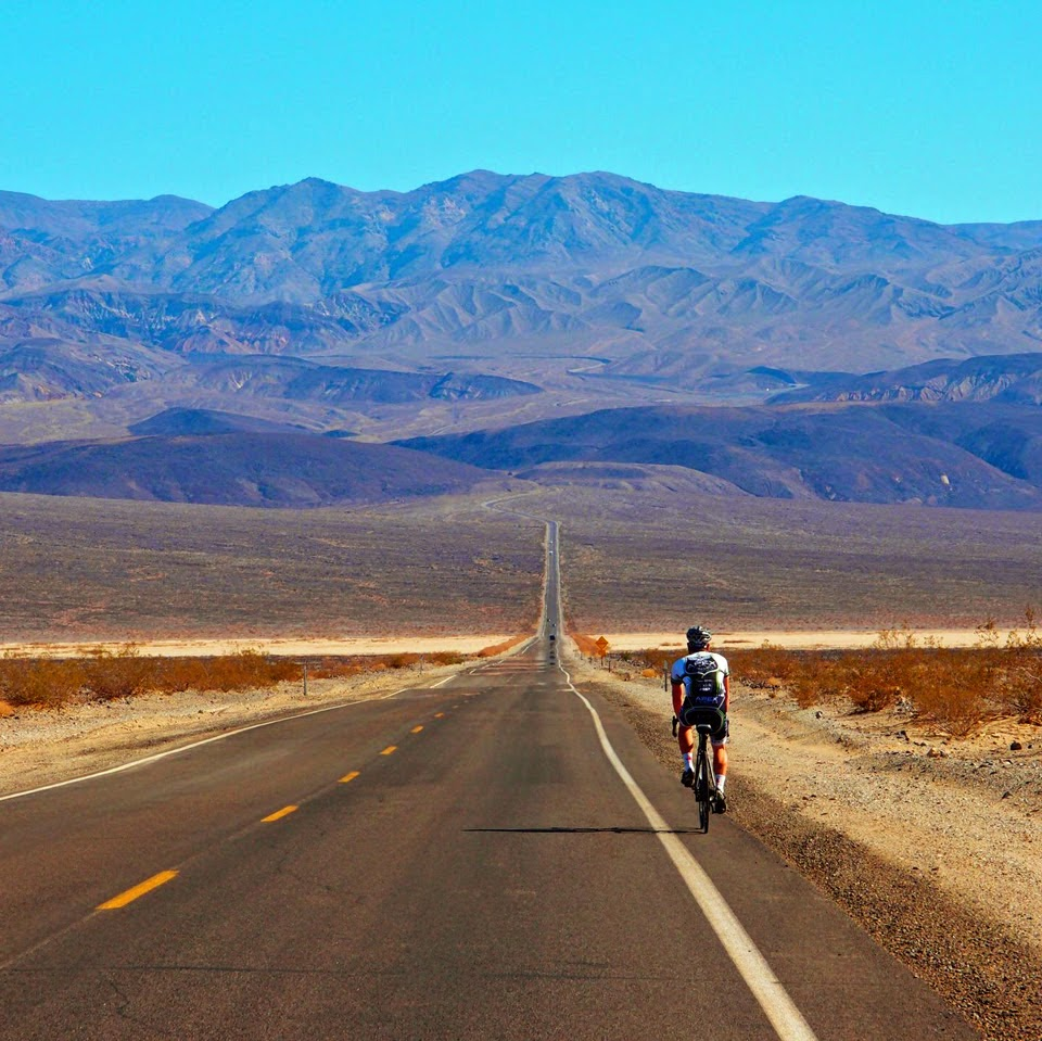 Bicycle Adventures Livens Up Death Valley On October