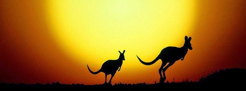 Une magnifique photo de couverture facebook australie