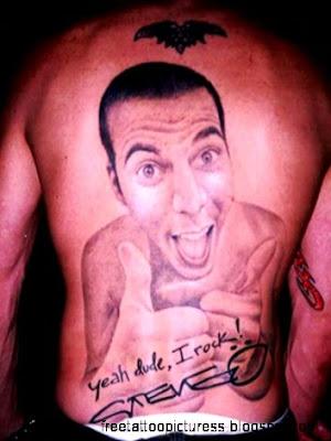 Steve O39s Tattoos