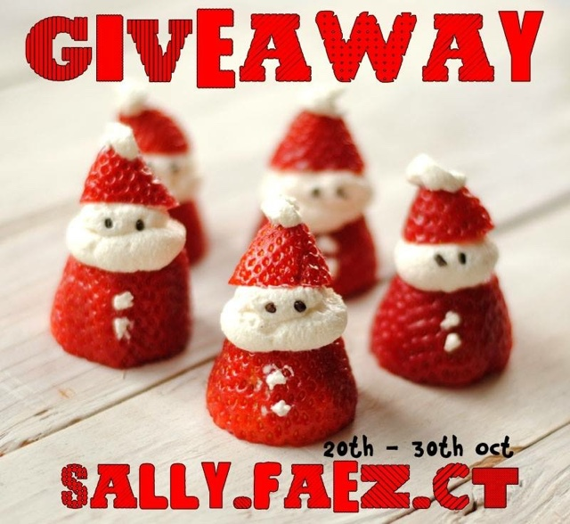 Sukaa Sukii Giveaway by SFCT