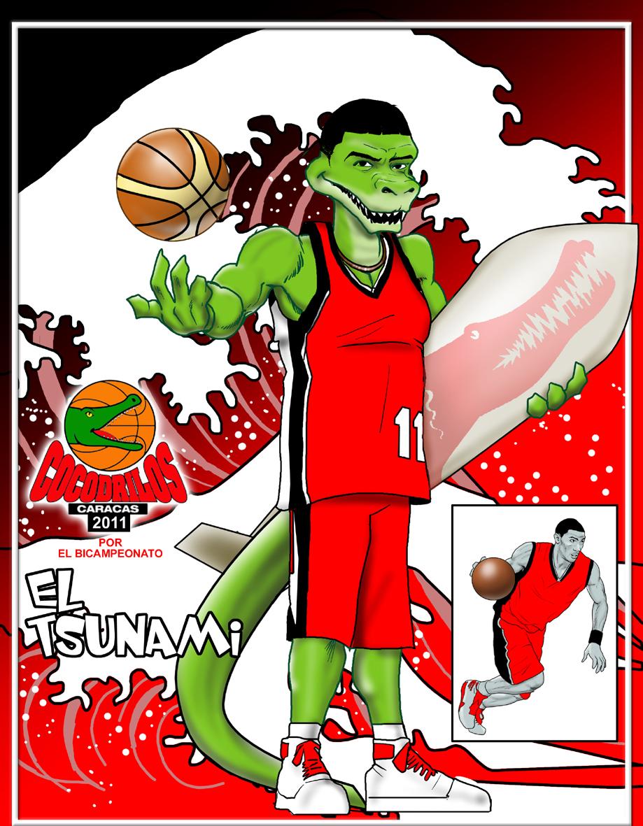 Eli Navarro en Comics: Cocodrilos en Caricaturas 2011 Parte II