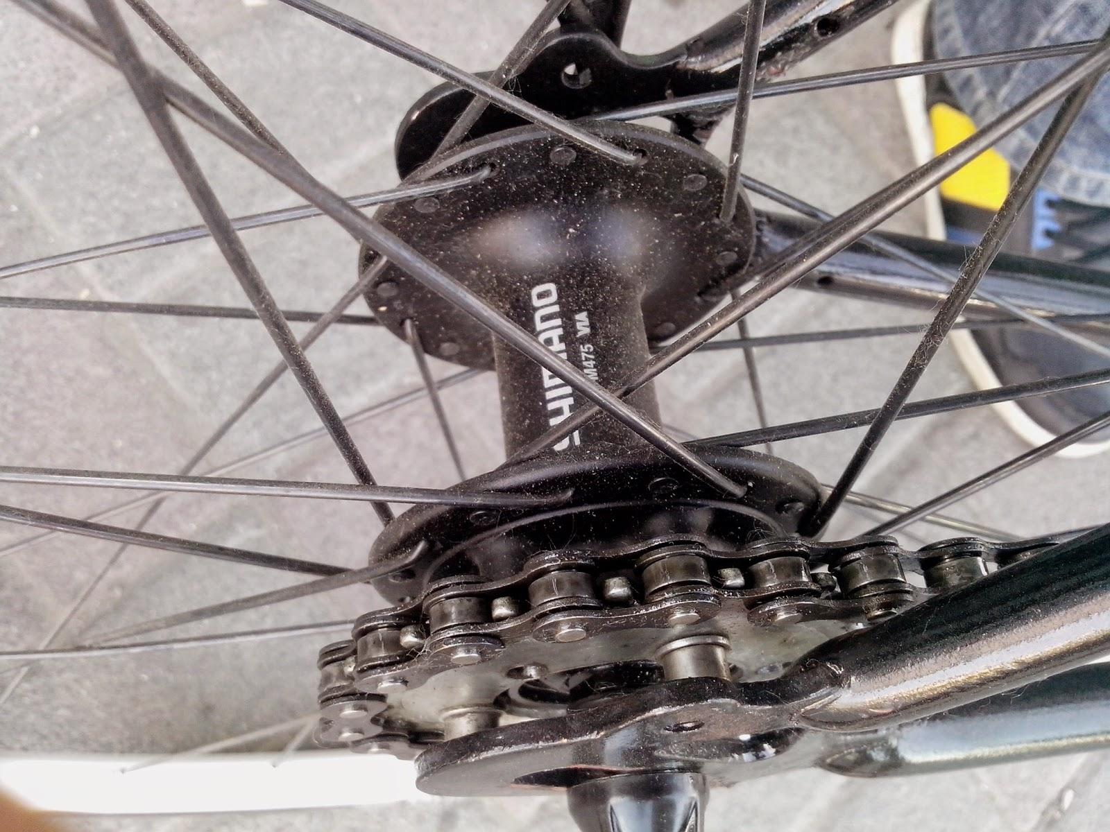 Ремонт велосипеда своими руками это ПРОСТО 22