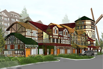 Brittany Alpine Village at Crosswinds