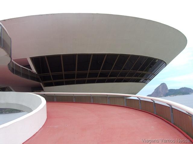 MAC Museu de Arte Contemporânea, Niterói