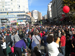 Praza de América, Vigo