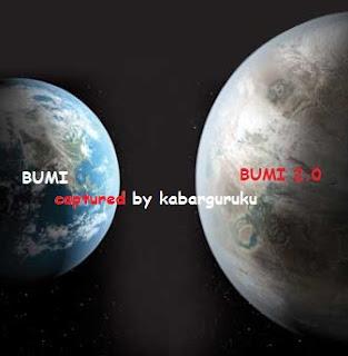 Heboh, Planet Mirip Bumi ini Memiliki Atmosfer, Bintang, Air dan Gunung Berapi