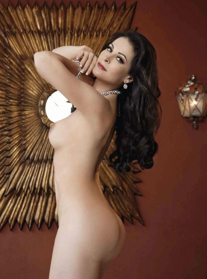 Fotos Lourdes Munguía Revista Playboy México Julio 2013