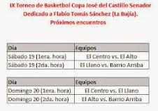 Torneo #CabralBasket2014