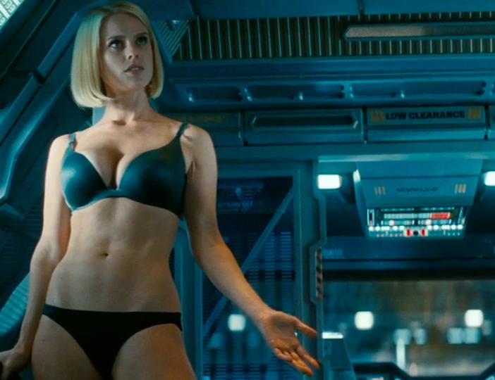 Resena En La Oscuridad Star Trek IMAX 3D Star Trek Into