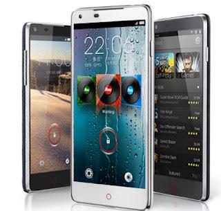 Spesifikasi HP ZTE Nubia Z5 - Ponsel 5 Inci