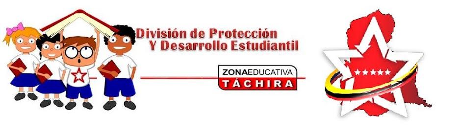 División de Protección y Desarrollo Estudiantil - Táchira