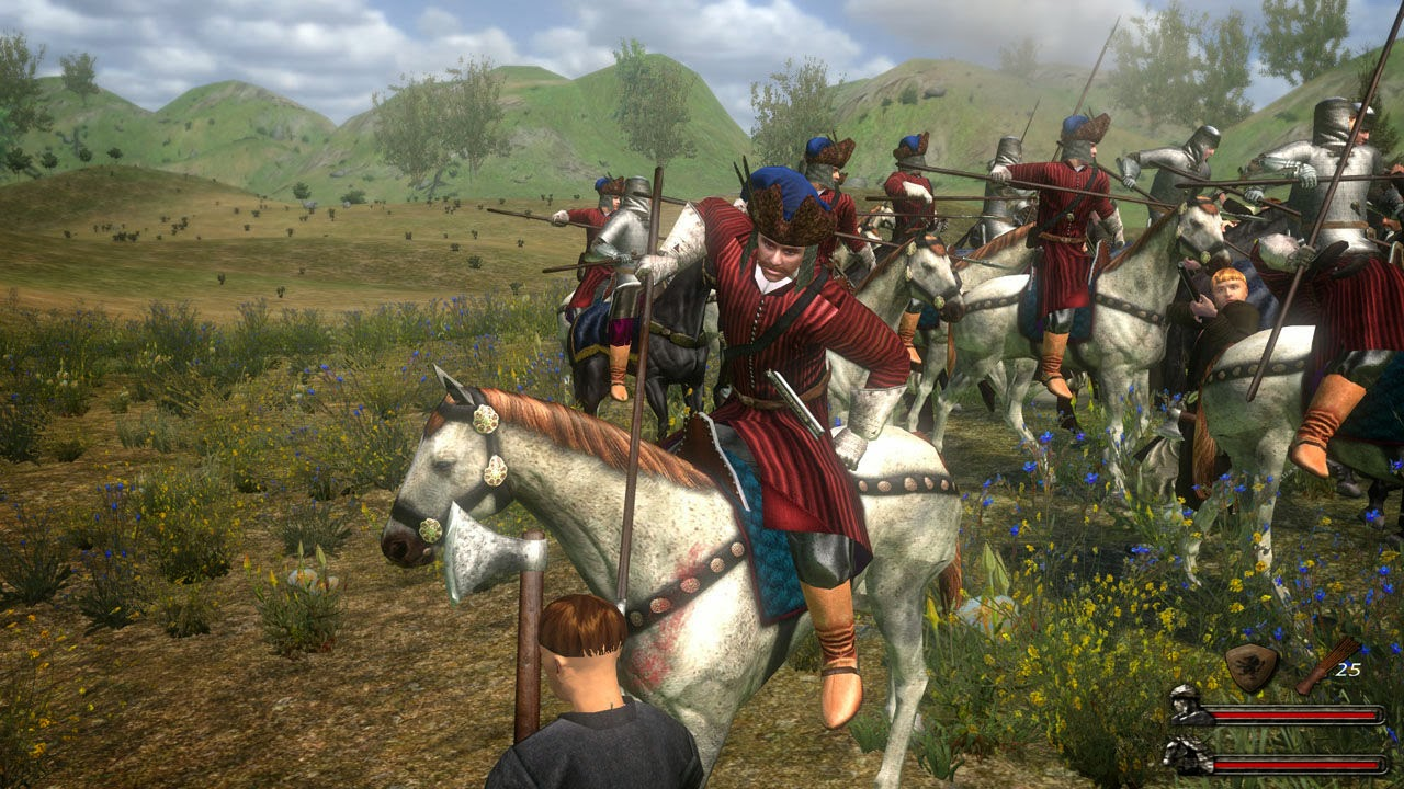 Mount & Blade: With Fire & Sword gameplay
