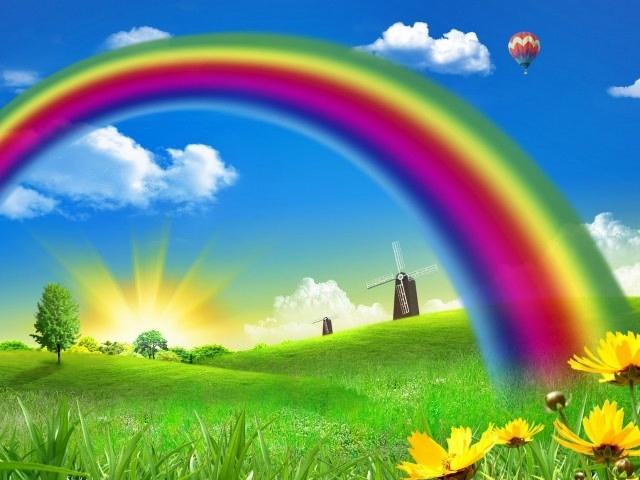 Arcoíris Mágico