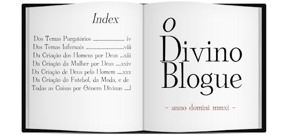 O Divino Blogue