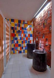 Contoh Dinding Roster Rumah Yang Bagus