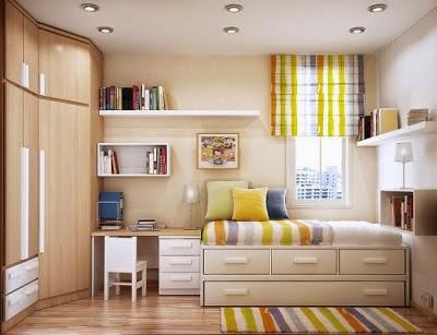 Como organizar los muebles en cada habitación