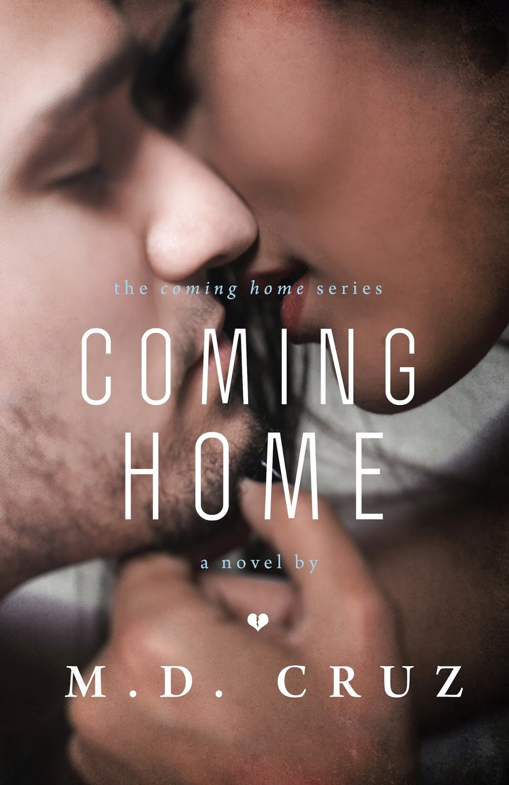 Cover Reveal Coming Home by M.D. Cruz