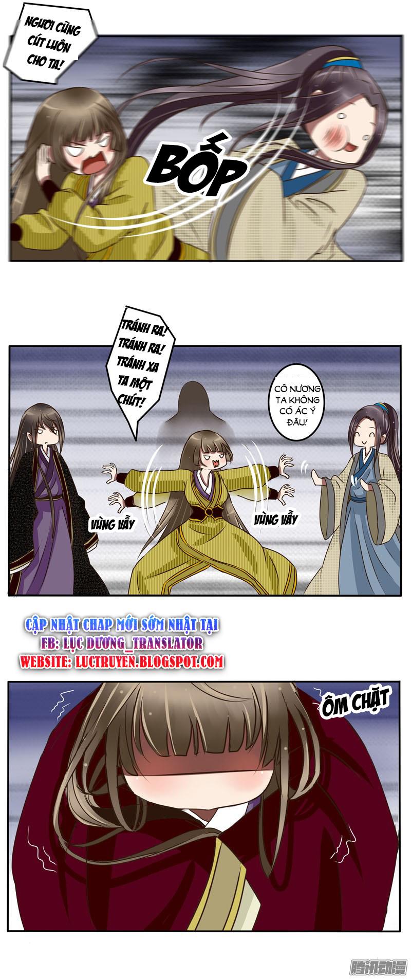 Thông Linh Phi Chap 24.5 - Next Chap 25