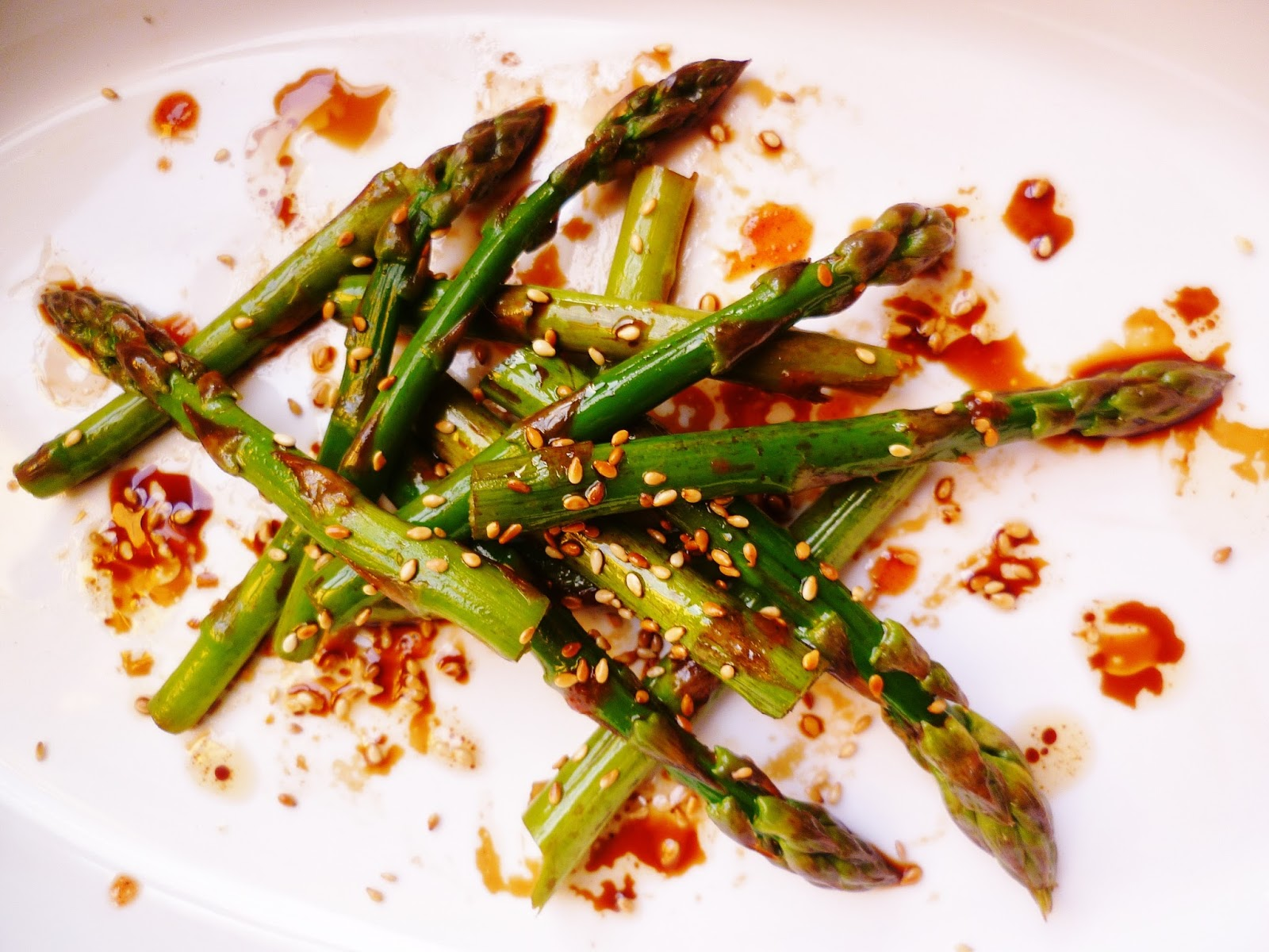 Asparagus Shandong-Style Recipes — Dishmaps