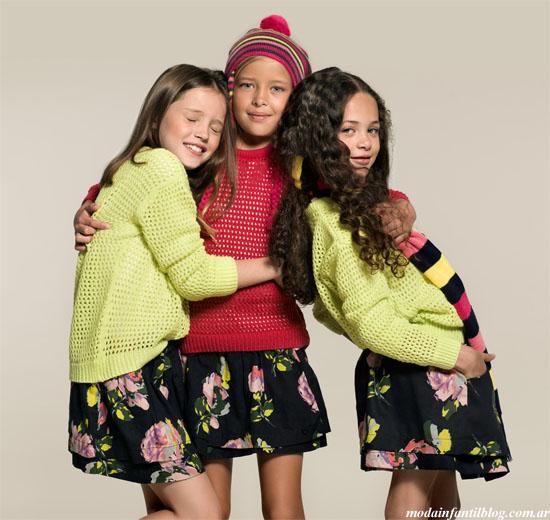 Cheeky moda invierno 2013
