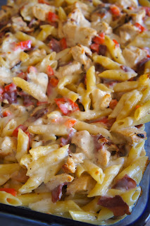 Penne Rustica: Savory Sweet and Satisfying