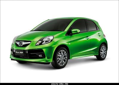 http://oto-trendz.blogspot.com/ Gambar Honda Brio Terbaru