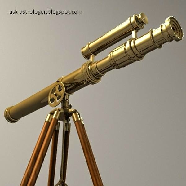 Why is it said that the telescope played an important role in the study of solar system?
