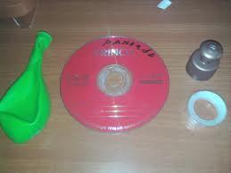 Experimentos Caseros globo CD