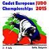 CAMPEONATO DE EUROPA CADETE - SOFIA 2015. <BR> 3, 4 y 5 de julio.
